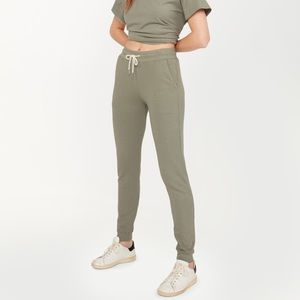 MATE the Label Terry Classic Jogger Sage Green